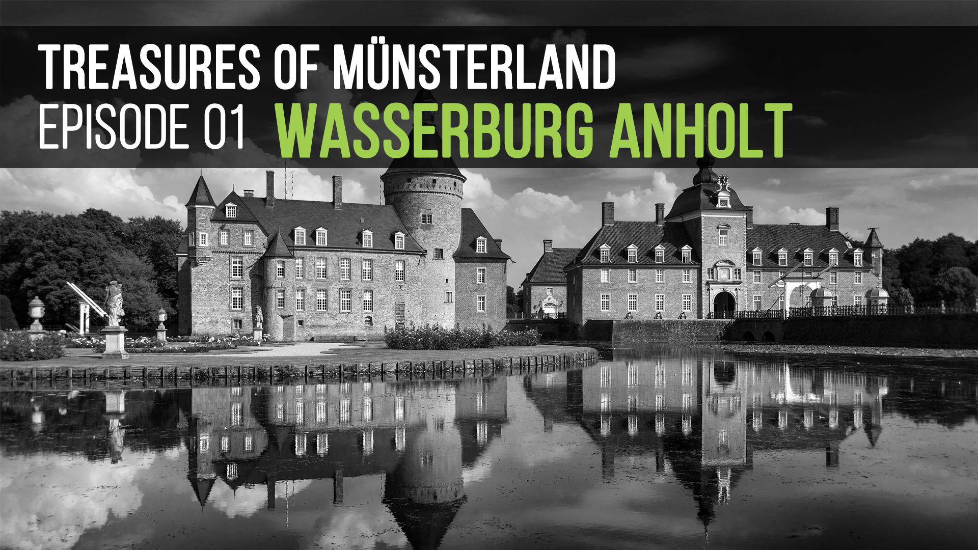 Treasures of Muensterland 01 - Wasserburg Anholt