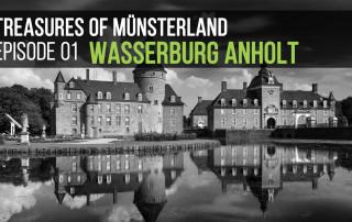 Treasures of Muensterland 01 - Waeerburg Anholt